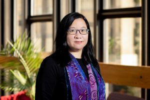 Li Ching, Co-director for Global Engagement.