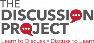 The Discussion Project logo