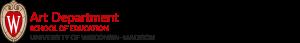 Art Department Logo Flush