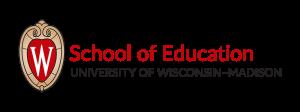 School of Education Logo Flush