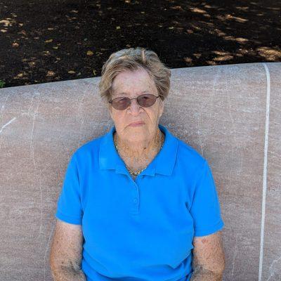 Photo of Mary Gibb