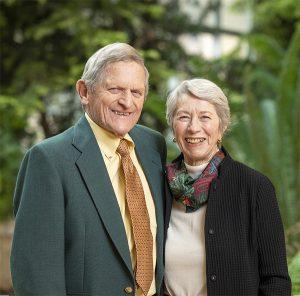Photo of John and Tashia Morgridge