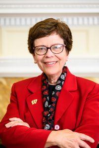 Rebecca Blank, UW-Madison Chancellor