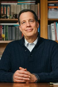 John Karl Scholz, Provost and Vice Chancellor for Academic Affairs