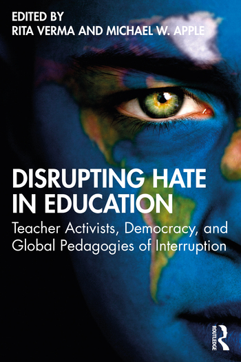 Disrupting Hate in Education book cover