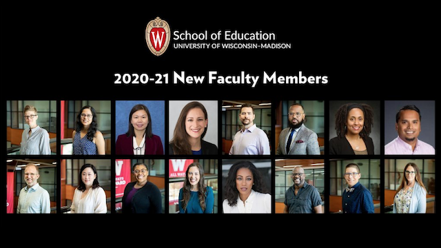 16 new faculty hires