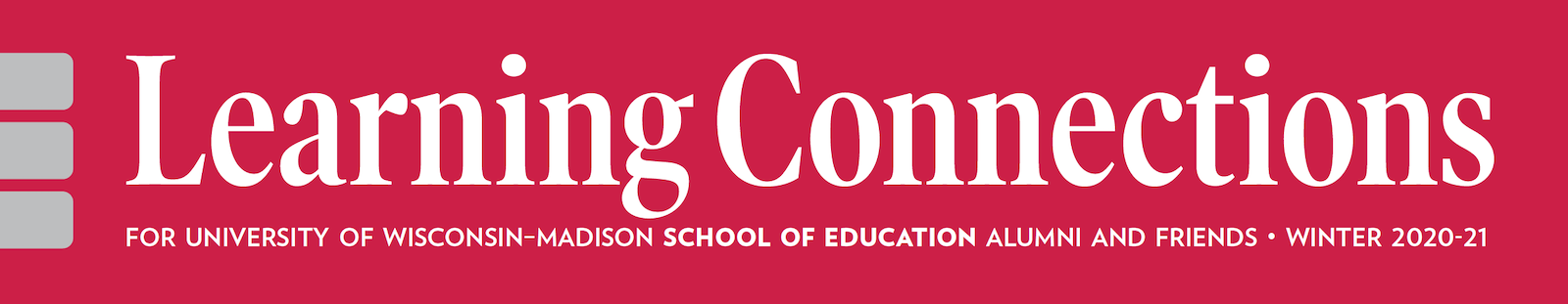 Learning Connections Winter 2020-21 header