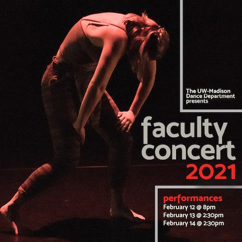 Dance Dept. Faculty Concert 2021