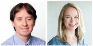Matthew Hora and Mindi Thompson