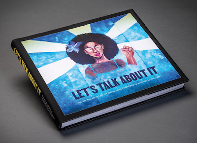 Let's Talk About It book cover