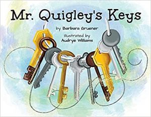 Mr. Quigley's Keys book cover