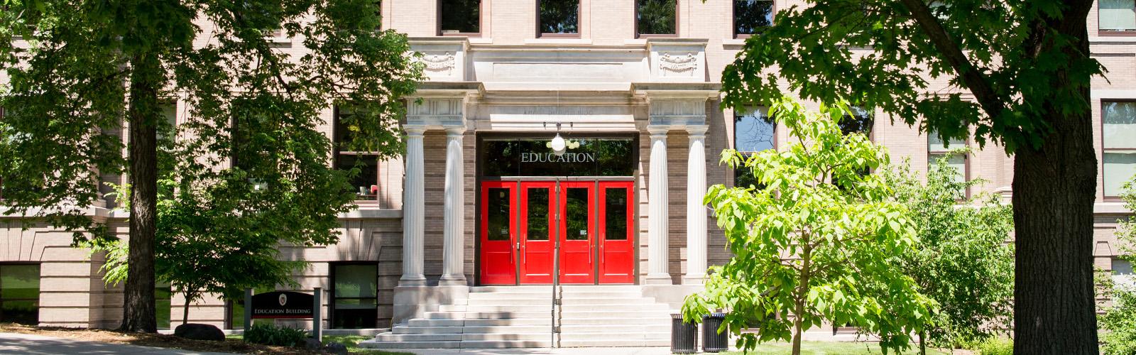 Red Doors hero image