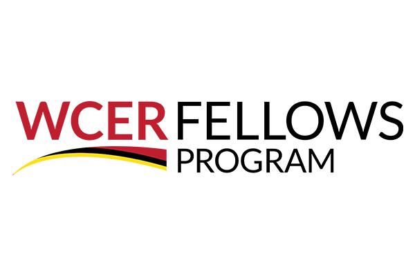 WCER Fellows logo on a white background