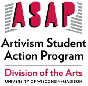 Artivism Student Action Program logo